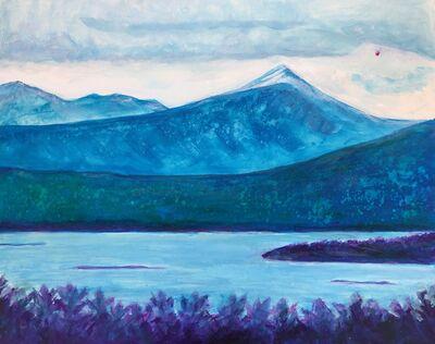 Randa Dubnick, 'At Dillon Lake', 2020