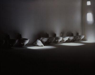 James Casebere, 'Toilets', 1995