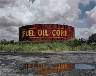 Andrew Moore, 'Fuel Oil Corp, Detroit', 2008
