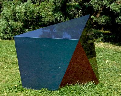 Hanna Roeckle, 'Pyrith Blue', 2015