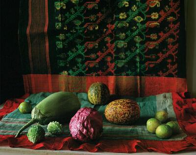 Patrick Faigenbaum, 'Arrangement de fruits. Dover Lane, Ballygunge, Kolkata sud', 2014