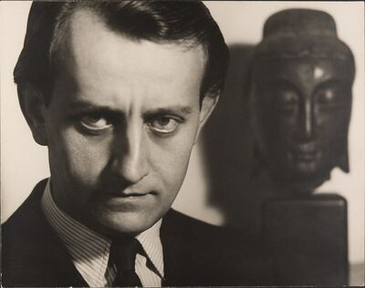 Philippe Halsman, 'Andre Malraux', 1934