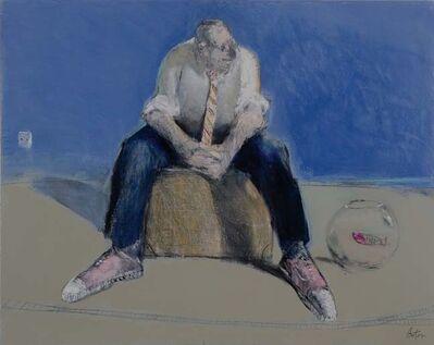 François Anton, 'Raconte moi l'océan', 2014