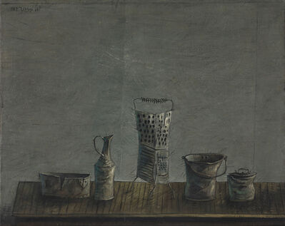 Yosl Bergner, 'Vessels', 1965