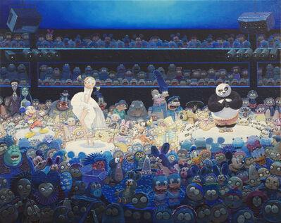 Zhang Gong, 'Blues Disco No.2', 2012