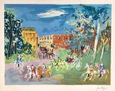 Jean Dufy, 'La Promenade', 1940