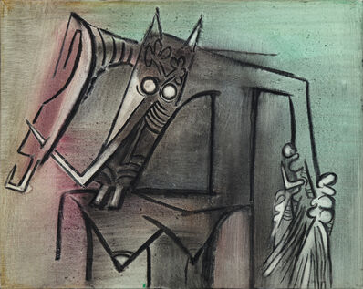 Wifredo Lam, ' Untitled', 1973