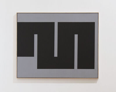 Julije Knifer, 'MK 73-7', 1973