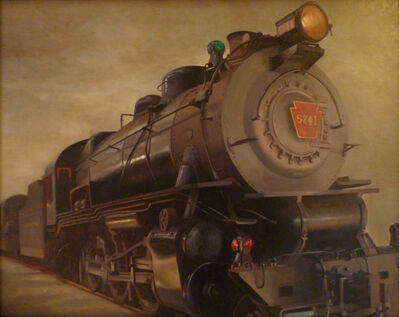 Drew Ernst, 'Pennsylvania Locomotive', 2012