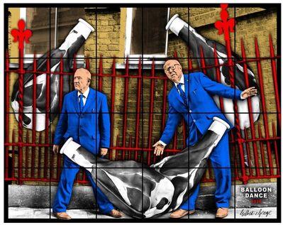 Gilbert and George, 'BALLOON DANCE', 2020