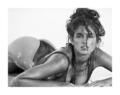 Marco Glaviano, 'Cindy Crawford (St Barth)', 1984