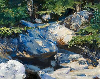 John Koenig, 'Woods Bordering Sea'