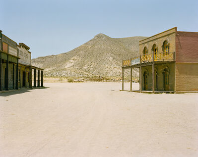 "Andrea Robbins & Max Becher, 'ALMERIA, ""End of Town"" ', 2000"