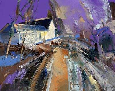 David Brewster, 'Glistening Road', ca. 2015
