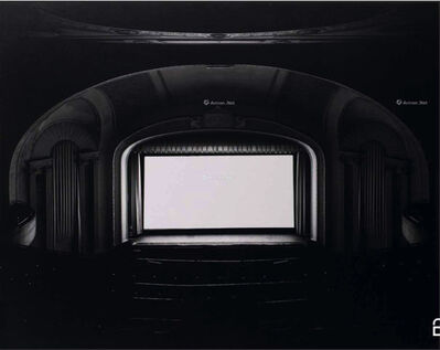 Hiroshi Sugimoto, 'U.A. Playhouse, New York', 1978