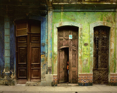 Andrew Moore, 'Calle Bayona', 1998
