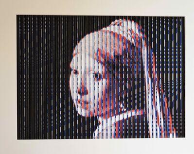 Gisele Zanellato, 'Fille à la perle', 2019
