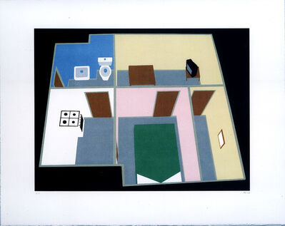 Martí Anson, 'L'Apartament I ', 2002
