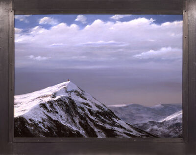 Adam Straus, 'King of the Mountain', 2002