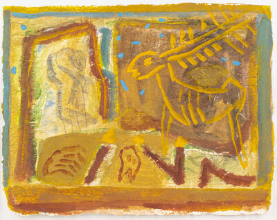 Mimmo Paladino, 'Untitled', 1984