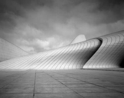 Hélène Binet, ''Heydar Aliyev Center, Baku 03' (Architecture by Zaha Hadid)', 2013