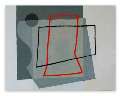Jeremy Annear, 'Red Field V', 2012
