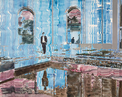 Dénesh Ghyczy, 'Bienale Bassin', 2018