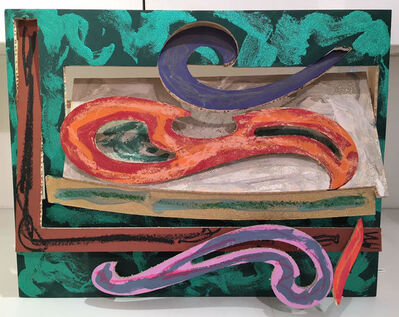 Frank Stella, 'Eskimo Curlew', 1977