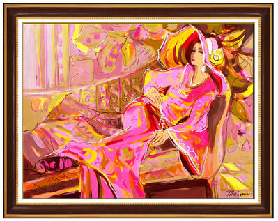 Isaac Maimon, 'Original Dressed in Pink', 20th Century