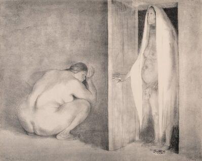 Francisco Zúñiga, 'La Visuta', 1974