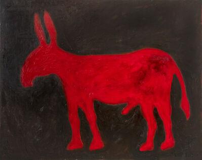 Vincent Leow, 'Red Donkey', 2012