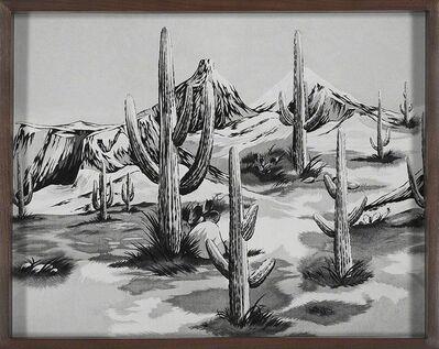 Elad Lassry, 'Desert', 2010