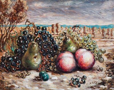 Giorgio de Chirico, 'Vita silente', Anni '40
