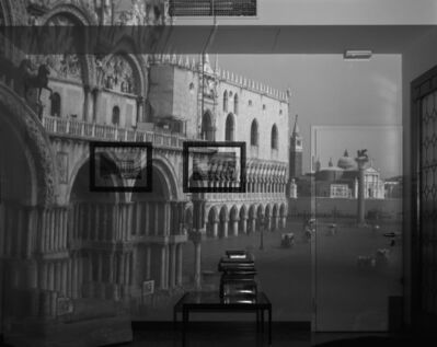 Abelardo Morell, 'Upright Camera Obscura: The Piazzetta San Marco Looking Southeast in Office, Venice', 2007