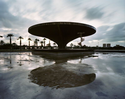 Sean Hemmerle, 'Helipad, Tripoli, Lebanon', 2010