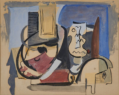 Arshile Gorky, 'Composition'