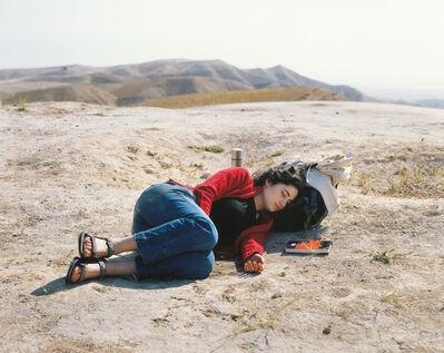 Yaakov Israel, 'Nili asleep, QMWD', 2004