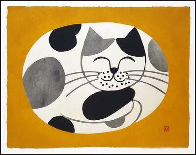 Nobuyuki Takai, 'Flat Cat', 2016