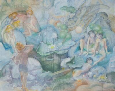 Samuel Quinteros, 'Avalokiteśvara', 2019