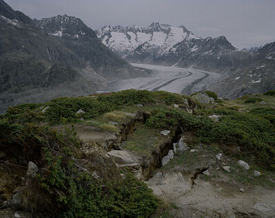 Yann Mingard, 'Untitled, from the series GREAT ALETSCH GLACIER', 2018