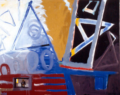 Juan Navarro Baldeweg, 'Aurora', 1995