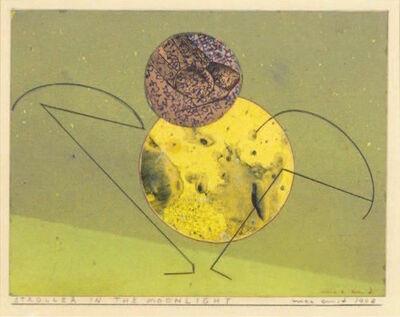Max Ernst, 'Stroller in the Moonlight', 1968