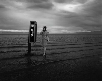 Tyler Shields, 'Pay Phone', 2018