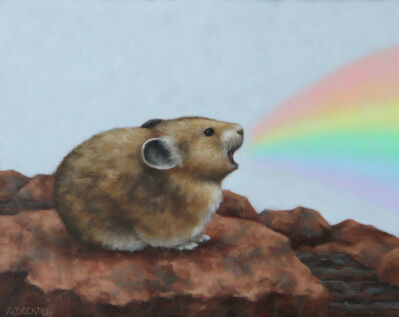 Sarah Becktel, 'Magic Pika I', 2019