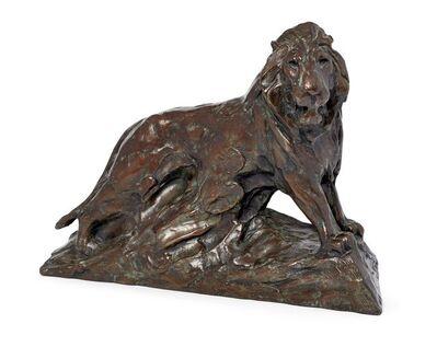 Dylan Lewis, 'Emerging Lion', 1997