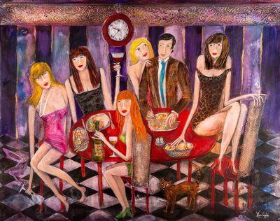 Rosa Sepple, 'Dinner Party', 2017