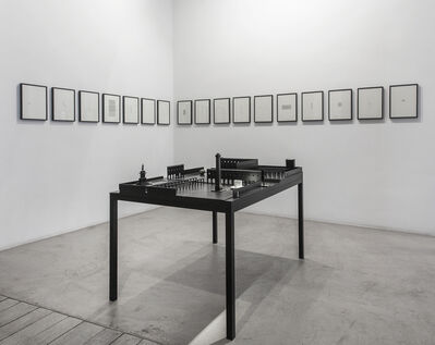 Jorge Méndez Blake, 'Nocturnos (Xavier Villaurrutia)', 2016