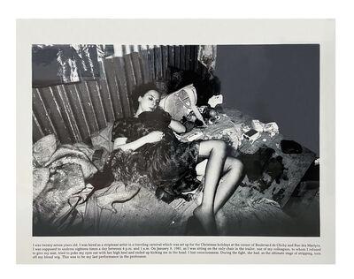 Sophie Calle, 'La Fille du Docteur', 1991