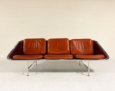 George Nelson, 'Model 6832 Sling Sofa', mid 20th century