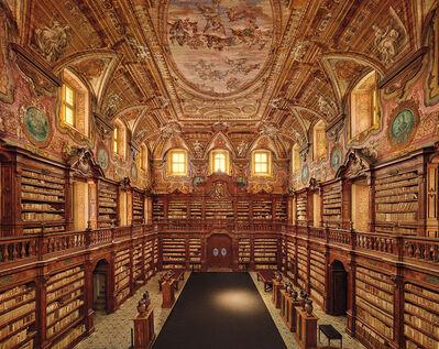 Ahmet Ertug, 'Girolamini Library, Naples', 2019